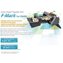 F-Mark CE6000-40 Mesin Cutting Sticker plotter Gra