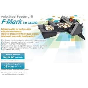 F-Mark CE6000-40 Mesin Cutting Sticker plotter Graphtec