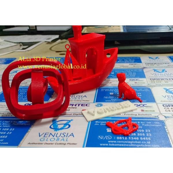 Printer 3D Silhouette Alta