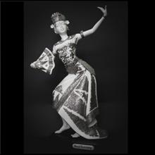 Figurine Panji Semirang