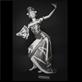 Figurine Panji Semirang - Patung Batu