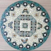 Keramik Mosaik Bulan (100)