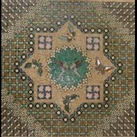 Keramik Mosaik Segi (200)