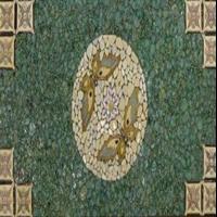Keramik Mosaik Segi (12060A)