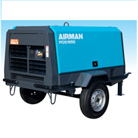 Jual Screw Compressor  Airman PDS185S