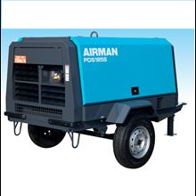 Kompresor Angin Screw Compressor  Airman PDS185S