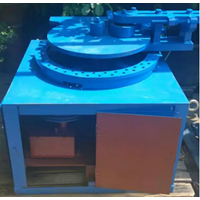 Mesin Tekuk Besi Baja BAR BENDER SPIRAL Secondhand Recondition