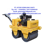 Sell Vibrator Roller Road Construction Tools From PT  Getar Gemilang