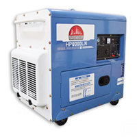 Jual Diesel Generator HP8000LN