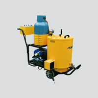 Jual ASPHALT CRACK SEALING MACHINE FGF60