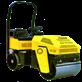 Baby Roller Compactor Tigon TG-VR880 RO