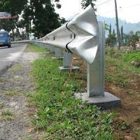 Flex Beam Guardrail Murah 5