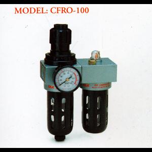 Filter Regulator & Air Lubricator Model CFRO-100