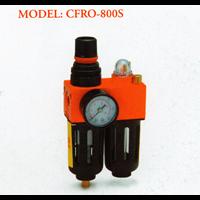 Filter Regulator & Air Lubricator Model CFRO-800S