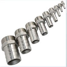 Male Thread Pipe Nipple Fitting
