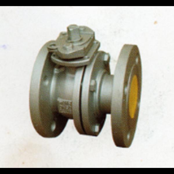 Ball Valve DIN PN16- 2PC BV-61F(FC)