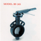 Cast Iron Butterfly Valve BF-26S 1