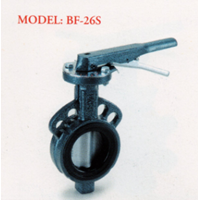 Cast Iron Butterfly Valve BF-26S