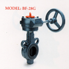 Cast Iron Butterfly Valve BF-28G 1