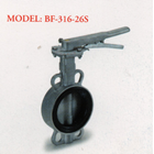 Stainless Steel Butterfly Valve BF - 316-26S 1