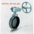 Stainless Steel Butterfly Valve BF - 304 1