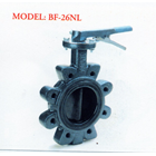 Cast Iron Butterfly Valve BF - 316-26NL 1