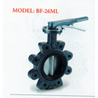 Cast Iron Butterfly Valve BF - 26ML 1