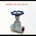 Ductile Iron Globe Valve DG-160 / DG-161 1