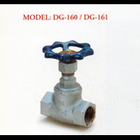 Ductile Valve Iron Globe DG-160 / DG-161