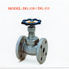 Ductile Valve Iron Globe DG-110 / DG-111 1