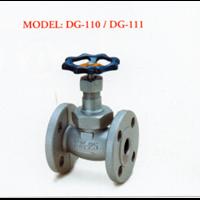 Ductile Valve Iron Globe DG-110 / DG-111