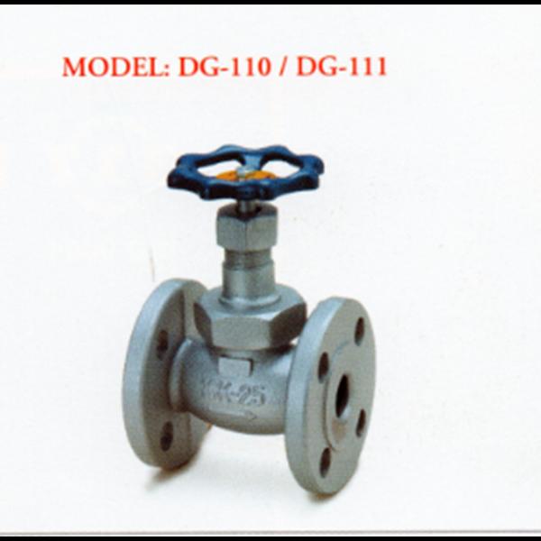 Ductile Iron Globe Valve DG-110 / DG-111