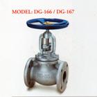 Ductile Iron Globe Valve DG-166 / DG-167 1