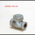 Ductile Valve Iron Lift Check DG-202 1