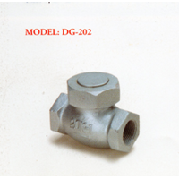 Ductile Iron Lift Check Valve DG-202