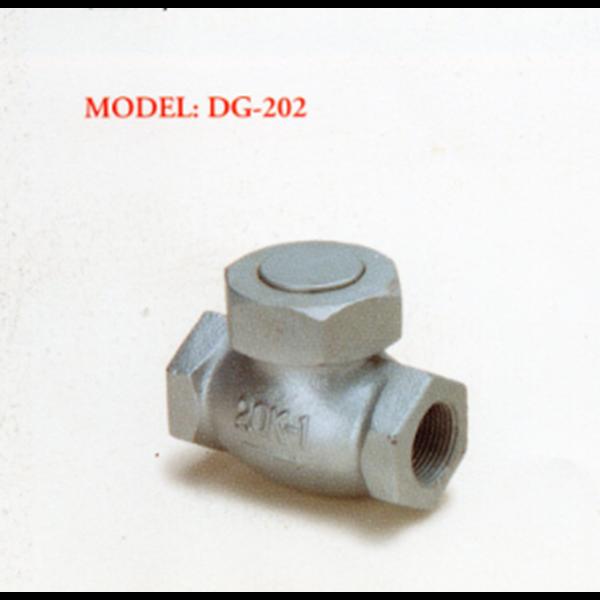 Ductile Valve Iron Lift Check DG-202