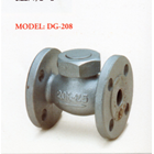 Ductile Valve Iron Lift Check DG-208 1