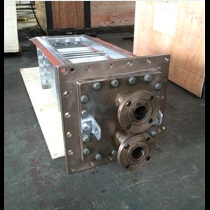 Dari Centrifugal Air Compressor Intercooler 2