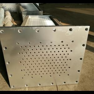Dari Centrifugal Air Compressor Intercooler 0