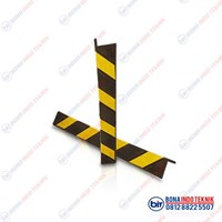 parking rubber wall protect corner guard 1