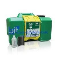 Distributor Haws 7501 portable gravity fed eyewash 9 gallon 3