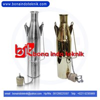 Beli sampling can stainless  4