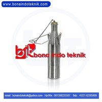 sampling can stainless  Murah 5