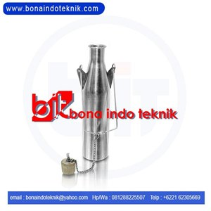 sampling can stainless
