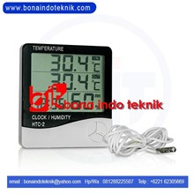 Digital Thermo Hygrometer HTC-2