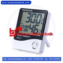 Digital Thermo Hygrometer HTC-1