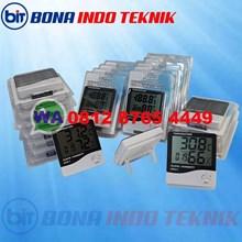 Harga Temperature Clock /Humidity