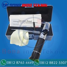 Portable Refractometer  0~32 % brix