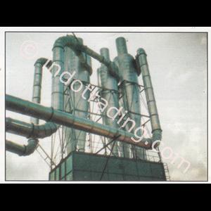 Sistem Pengumpul Debu Untuk Industri Kayu I