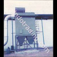 Pulse Jet Sistem Bag House Debu Kolektor Untuk Industri Cat 1